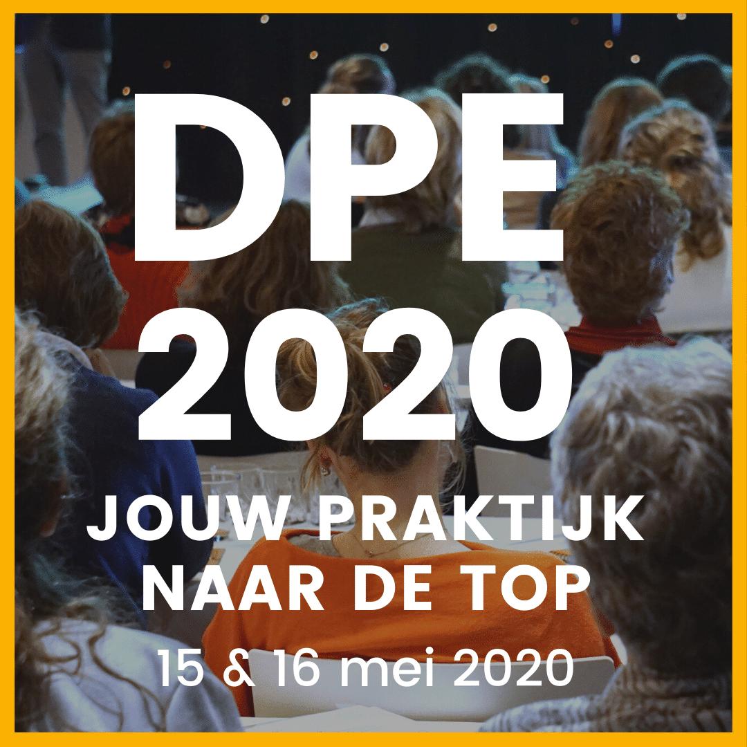 Dental Practice Excellence 2020 - Jouw praktijk naar de top!